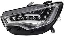 HELLA AUDI A6 C7 Allroad 4G Wagon RS6 S6 2011- LED DRL AFS Headlight Lamp LEFT