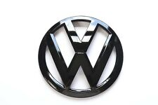 VW Transporter T6 Front Badge Black Glossy