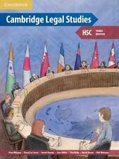 CAMBRIDGE LEGAL STUDIES HSC + CAMBRIDGE LEGAL STUDIES HSC STUDY TOOLKIT - MILGAT