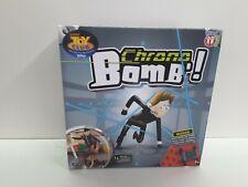 Chrono Bomb, rasantes Action-reiches Geschicklichkeitsspiel, ab 7 Jahre
