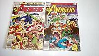Avengers # 163 & 164 (Marvel)1977 - CHAMPIONS/LETHAL LEGION - FN/FN+ JOHN BYRNE!
