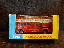 More details for matchbox k15 merryweather