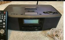 DENON S-52DAB Wireless CD/MP3 Music System Radio Built In Speakers Remote I Doc.