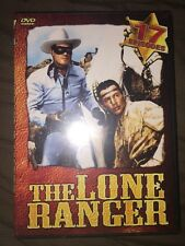 The Lone Ranger DVD Set Two Double-Sided Discs 17 Episodes Rare New Sealed