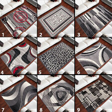moderne design Tapis nombreux motif et tailles tapis gris nouveauté