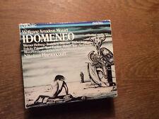 Mozart - Idomeneo [3 CD Box] Teldec Harnoncourt West Germany