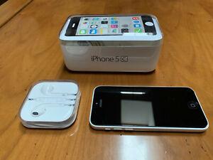 Apple iPhone 5c - 16GB - White (Unlocked) A1507 (GSM)