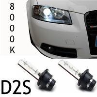 2 Ampoules Xenon D2S 8000k P32d-2  RENAULT Avantime Clio 2 3 Espace 3 Laguna 2