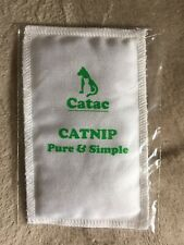 CATAC CATNIP SACHET (SOLD FOR CATS PROTECTION)