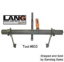 "LANG Tools USA Kastar Number 833 Brake Drum and Rotor Puller 17"" Spread"