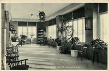 A View Of The Solarium, Hopital St Charles, St Hyacinthe PQ Quebec, Canada