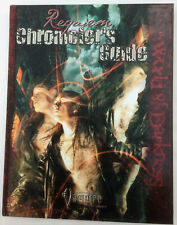 Vampire The Requiem - Chronicler's Guide - White Wolf - Hardcover