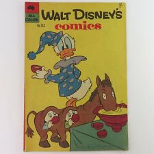 Walt Disney's Comics #163, 1960, Donald Duck