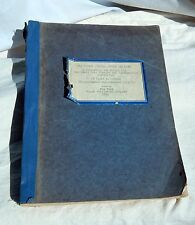 The Jewish People Faith and Life Pre-Publication Manuscript by Louis I. Newman