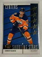 2019-20 Connor McDavid UD Upper Deck #SSC-1 Shooting Stars Card Oilers - Mint