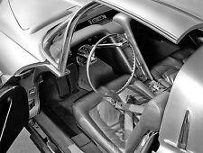 1956 Oldsmobile Golden Rocket Concept interior 8 x 10 photograph