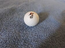 Mickey Mouse Golf Ball
