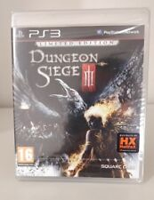 DUNGEON SIEGE 3 LIMITED EDITION NUOVO SIGILLATO PS3  SQUARE ENIX ITALIANO