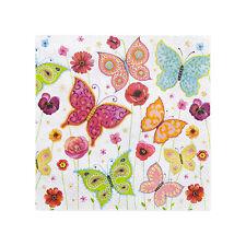 ++ 20 Servietten Schmetterlinge | aus Papier | Sommer | Geburtstag ++