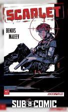 SCARLET #1 (DC 2018 1st Print) COMIC