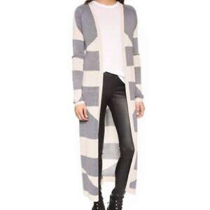 Mara Hoffman Long Knit Cardigan