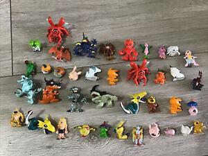 Vintage Digimon Mini Figures Collection