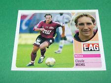 CLAUDE MICHEL EN AVANT GUINGAMP EAG PANINI FOOT 2003 FOOTBALL 2002-2003