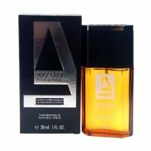 Azzaro Pour Uomo 1.oz / 30 ml Travel After Shave Spray