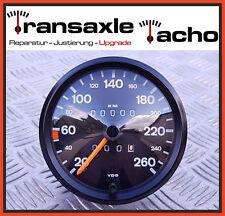 Porsche 924 / 944 Reparatur Tacho KM Zähler + Bonusleistung!