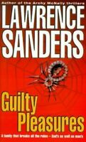 Guilty Pleasures (New English library) by Sanders, Lawrence Paperback Book The