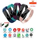 Smart Watch Fitness Tracker Blood Pressure Heart Rate Men Women Kids Sport