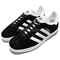 adidas Originals Gazelle Black White Men Vintage Shoes Classic Sneakers BB5476