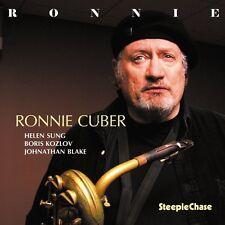 Ronnie Cuber - Ronnie [New CD]