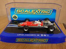 SCALEXTRIC C3311 Team Lotus 49 Jim Clark No.6 New