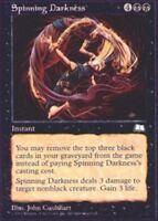 4x Spinning Darkness MTG Weatherlight NM Magic Regular