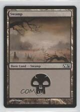2011 Magic: The Gathering - Core Set: 2012 Booster Pack Base #239 Swamp Card 0a1