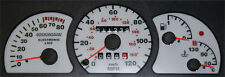Lockwood Fiat Cinquecento Sporting SILVER (G) Dial Kit 40PPP