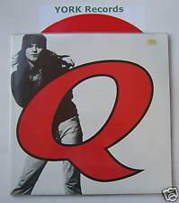 "QURIREBOYS - Brother Louie - Ex 12"" Single RED VINYL"