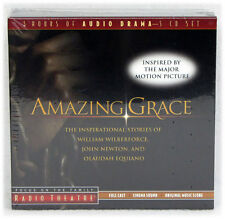 NEW Amazing Grace CD Radio Theatre William Wilberforce John Newton Equiano
