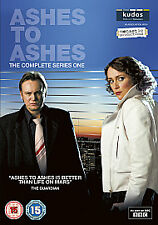 Ashes To Ashes. Series 1. BBC. 4 Disc Dvd Set. Region 2. Keeley Hawes.