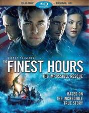 The Finest Hours (Blu-ray Disc, 2016)