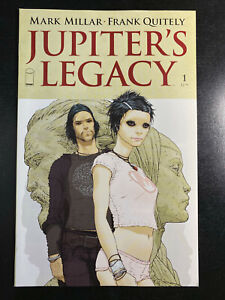 Jupiter's Legacy 1 04/13 Image Frank Quitely Cover A 1st print Netflix NM