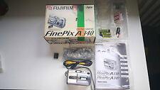 FUJIFILM FINEPIX 340 DIGITAL CAMERA DIGITALE MACCHINA FOTOGRAFICA