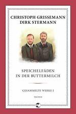 Christoph Grissemann - Speichelfäden in der Buttermilch