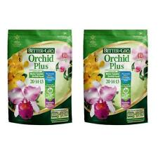 1 lb Orchid Plant Food Water Soluble Quick Green Growth Flower Fertilizer 2 Pack