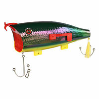 River's Edge Products Fishing Lure Mailbox Firetiger with Mounting Hardware