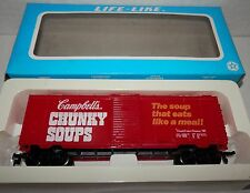Life-Like HO Scale Chunky Single Door Box Car #8428 NOS