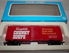Life-Like HO Scale Chunky Single Door Box Car #8428 NOS