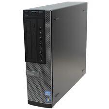Dell Optiplex 9010 Desktop  i5 3470 QUAD 3.2GHz 4GB 320GB HDD DVDRW Win 10 PRO