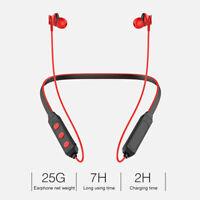 Wireless Bluetooth Waterproof Headphones Sport Earphones Stereo Headset With Mic